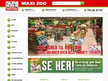 Maxi Zoo Næstved
